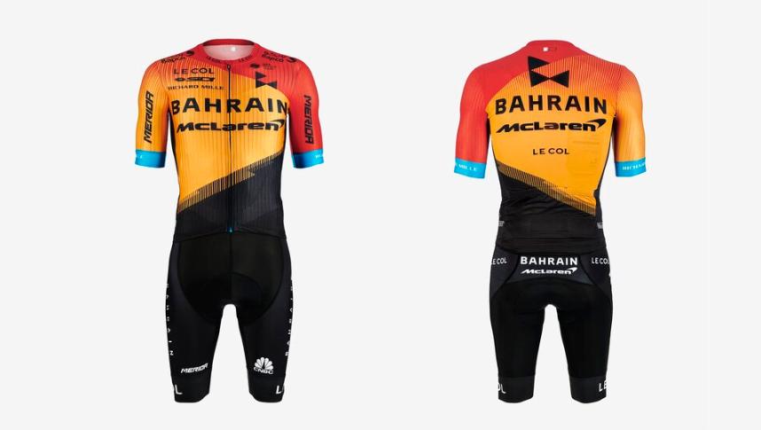 Bahrain -McLaren 2020