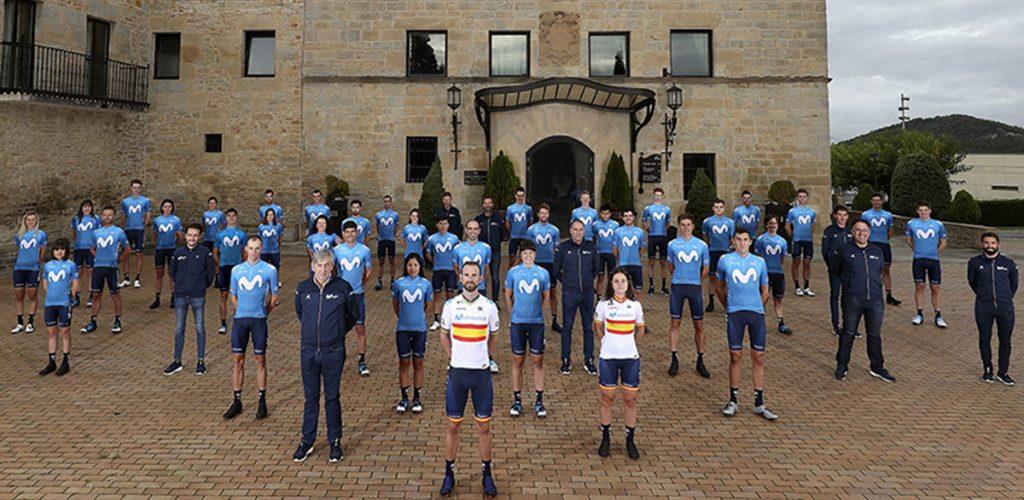 Movistar-cycling-team