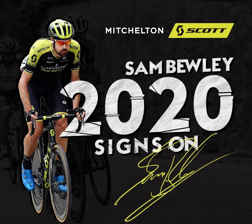 Mitchelton-Scott 2020