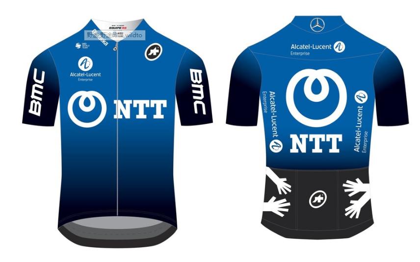 NTT Pro Cycling 2020