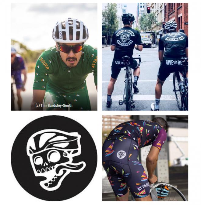 Attaquer Cycling Kits
