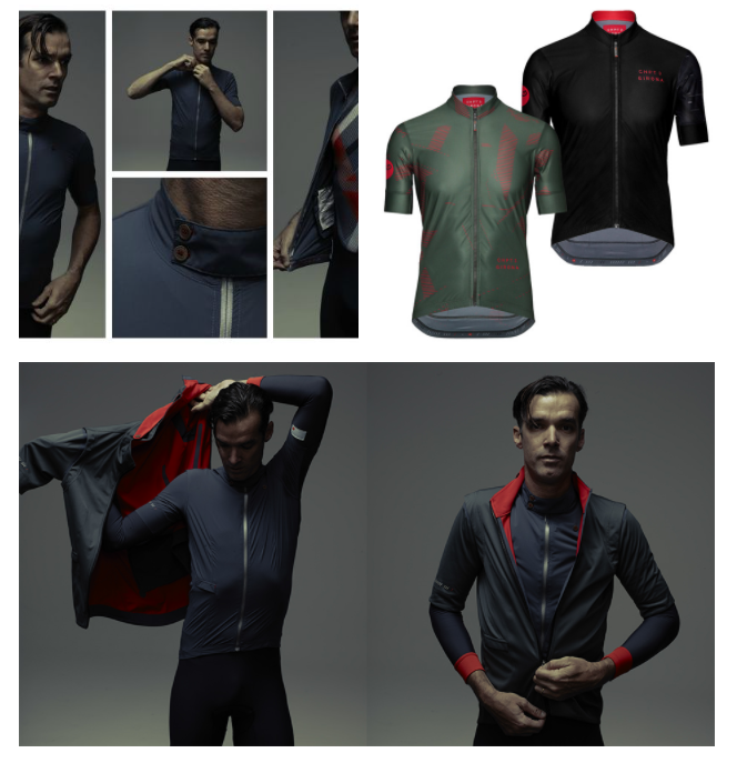 CHPT3 Cycling Kits